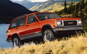 gmc jimmy 1980 gmc u0027s centennial happy 100th to gmc photo u0026 image gallery