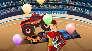 monster truck game kids android apps google play
