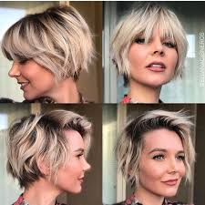 differnt styles to cut hair different styles for a short blonde bob long pixie cut