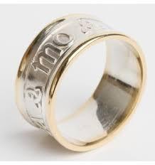 mo anam cara mo anam cara wedding bands made in ireland ardri jewellery