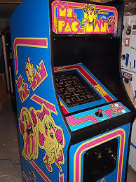 Ms Pacman Cabinet Arcade Games Collection On Ebay