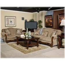 ashley furniture martinsburg meadow living room sofa