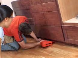 Add Trim To Kitchen Cabinets by How To Add Custom Trim To Kitchen Cabinets How Tos Diy