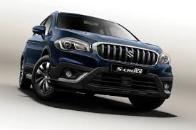 suzuki sx4 s cross gets mid life facelift new engines carbuyer