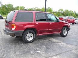 1999 ford explorer 4 door 1999 ford explorer in wisconsin for sale 14 used cars from 1 495