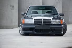collectorscarworld com 1990 mercedes benz 190e 2 5 16 evo 2