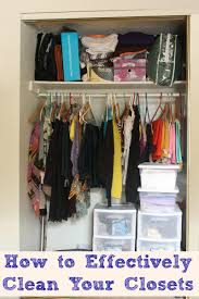 how to effectively clean your closets penny pincher jenny
