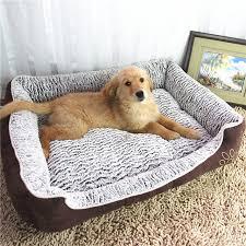 canapé pour chien grande taille luxe grand chien lit canapé chien pet coussin pour tapis maison