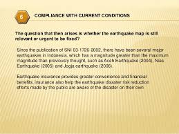 earthquake jogja earthquake insurance 4 drr