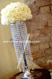 wholesale crystal table top chandelier centerpieces for wedding