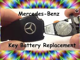 mercedes replacement key cost how to mercedes keyfob battery replacement smart key keyless
