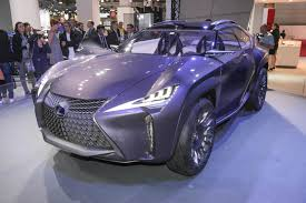 lexus ux suv concept paris lexus ux concept revealed in paris autocar