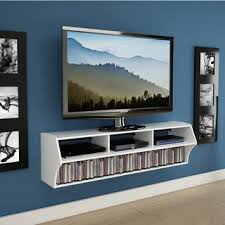 Floating Shelves Entertainment Center by Best 25 Floating Bookshelves Ideas On Pinterest Bookshelf