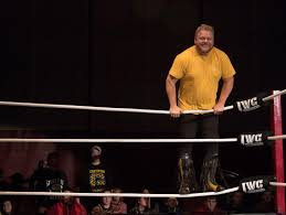 Backyard Wrestling Promotions After More Than 30 Years Troy Martin Aka Shane Douglas