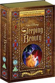 sleeping beauty r2 platinum edition october artwork added