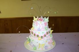 teresa u0027s sweet boutique butterfly baby shower cake