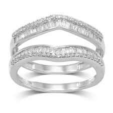 Wedding Ring Enhancers by Wedding Ring Wraps U0026 Guards Shop The Best Deals For Dec 2017