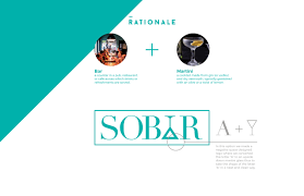 martini bar logo somabay u0027s sobar on behance