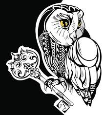 meaningful ideas for tribal owl tattoos owl