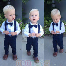 boys suspenders ebay