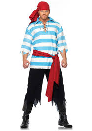 halloween costumes at amazon amazon com leg avenue men u0027s pillaging pirate costume clothing