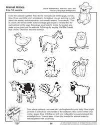 Printable Animal Activities | animal antics free fun and printable activities for babies