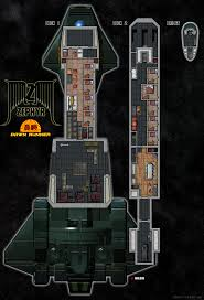 Serenity Floor Plan Zephyr Class Deck Plans By Tensen01 Deckplans Starship