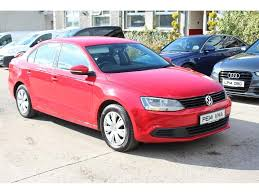 used volkswagen jetta used volkswagen jetta saloon 1 6 tdi bluemotion tech s 4dr in