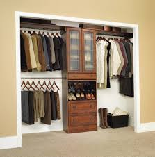 bedroom closet organizers lowes with reach in closet organizer