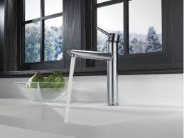 100 delta trinsic kitchen faucet touch delta faucet 4159 ar