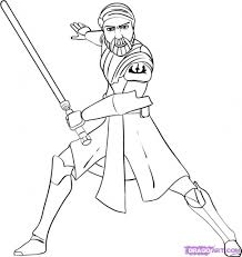 star wars clone wars coloring pages anakin virtren com