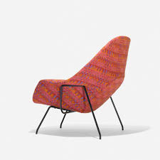 169 eero saarinen prototype womb chair u003c american design 12