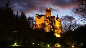 bran castle bran romania the weather yesterday was dreary