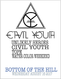 What Color Is Tope by Bottomofthehill Unlikely Heroes Civil Youth Simon Lunche