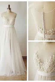 bridal dresses tulle a line mermaid bridal dress luulla