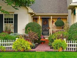 Front Yard Landscaping Ideas Pictures by Tips For Creating A Gorgeous Entryway Garden Hgtv