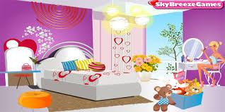 Barbie Room Game - girlie bedroom makeover free online games