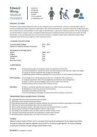 cover letter for medical assistant externship