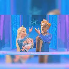 54 images jack frost u003c3 queen elsa jelsa heart
