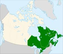 l est est du canada wikipédia
