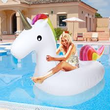 canap gonflable piscine 2016 d été géant gonflable licorne air canapé air matelas ride