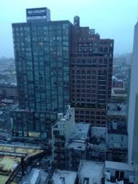 chambre de york vue de la chambre 1703 au 17ème étage picture of sixty les