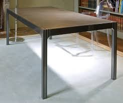 paulin bureau paulin bureau à plateau rectangulaire en acier plateau en