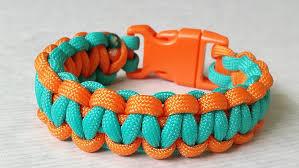 woven survival bracelet images How to make cobra weave solomon bar two color paracord bracelet jpg