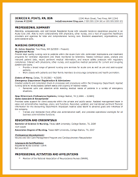 New Grad Resume Sample by Download Resume For Nursing Student Haadyaooverbayresort Com