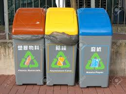 recycle bins for plastic bottles aluminium cans u0026 waste paper
