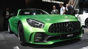 mercedes amg gt r arrives in u s this summer for 157 995