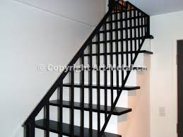 Iron Stair Banister Iron Stair Railings Toronto U0026 Mississauga Handrails Staircases