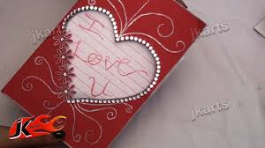Valentines Decoration Ideas With Paper by Card Invitation Design Ideas Diy How To Make Valentines Day