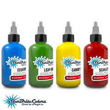 tattoo ink buy tattoo inks starbrite tattoo ink primary color set red green